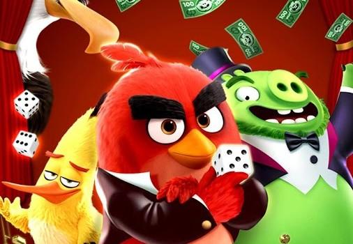 Angry Birds: Dice Ekran Görüntüleri - 5