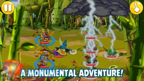 Angry Birds Epic Ekran Görüntüleri - 2