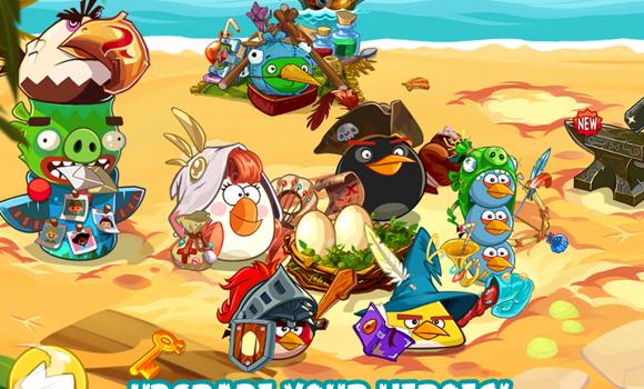 Angry Birds Epic Ekran Görüntüleri - 1