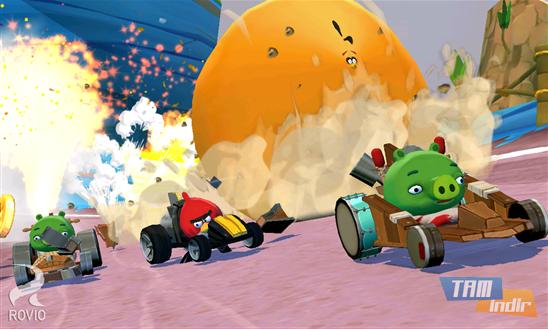 Angry Birds Go Ekran Görüntüleri - 1