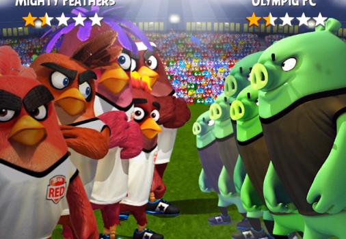 Angry Birds Goal! Ekran Görüntüleri - 4
