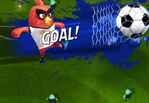 Angry Birds Goal! Ekran Görüntüleri - 1