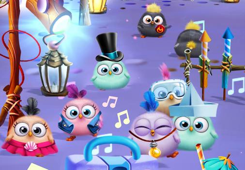 Angry Birds Match Ekran Görüntüleri - 1