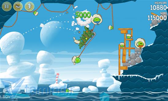Angry Birds Seasons Ekran Görüntüleri - 1