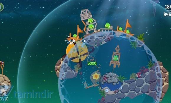 Angry Birds Space Ekran Görüntüleri - 1