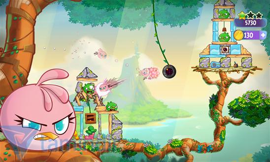 Angry Birds Stella Ekran Görüntüleri - 2