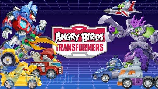 Angry Birds Transformers Ekran Görüntüleri - 3