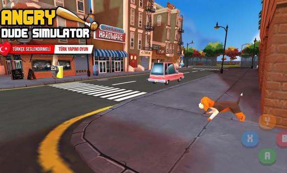 Angry Dude Simulator Ekran Görüntüleri - 4