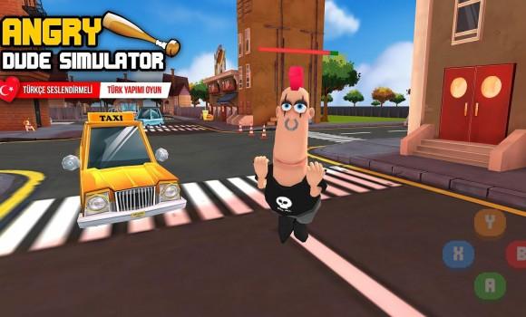 Angry Dude Simulator Ekran Görüntüleri - 3