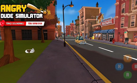 Angry Dude Simulator Ekran Görüntüleri - 2