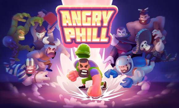 Angry Phill Ekran Görüntüleri - 5