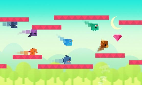 Animal Gravity Run Ekran Görüntüleri - 2