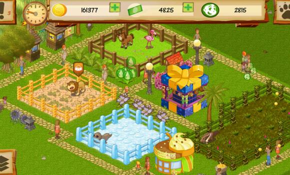 Animal Park Tycoon Ekran Görüntüleri - 3