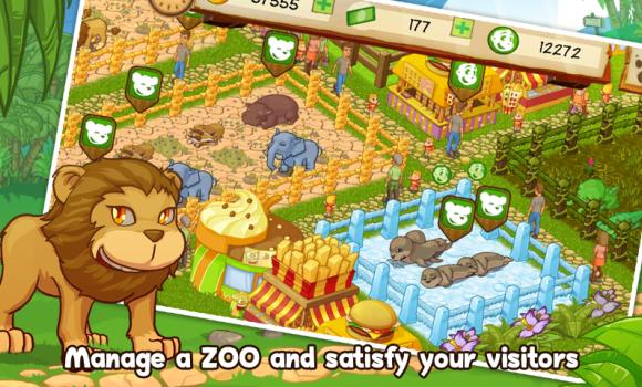 Animal Park Tycoon Ekran Görüntüleri - 5