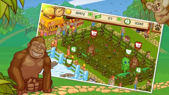 Animal Park Tycoon Ekran Görüntüleri - 2