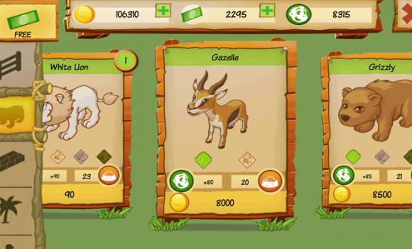 Animal Park Tycoon Ekran Görüntüleri - 1