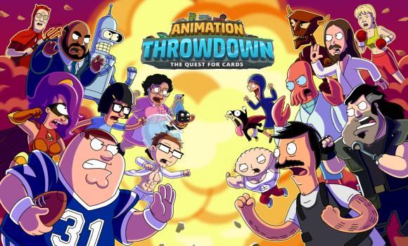 Animation Throwdown Ekran Görüntüleri - 5