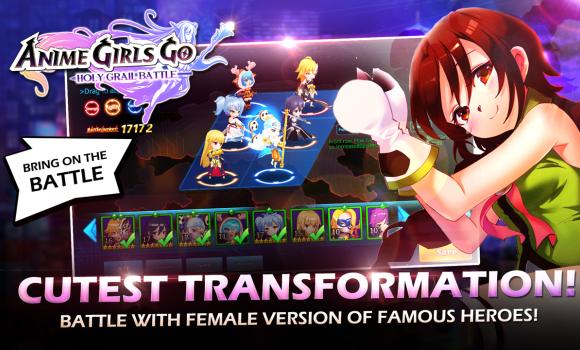 Anime Girls Go Ekran Görüntüleri - 5