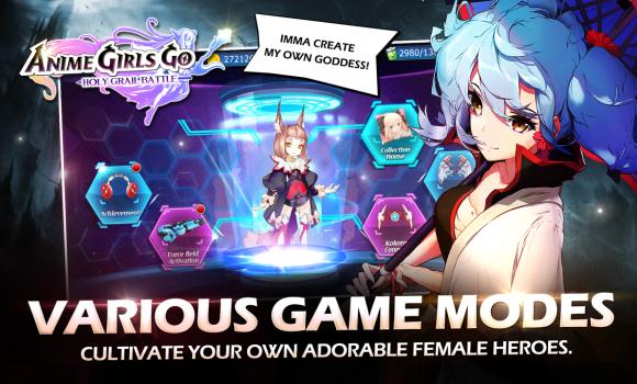 Anime Girls Go Ekran Görüntüleri - 1