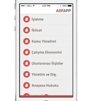 AOFApp Ekran Görüntüleri - 3