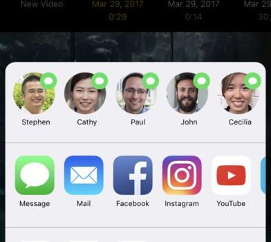Apple Clips Ekran Görüntüleri - 1