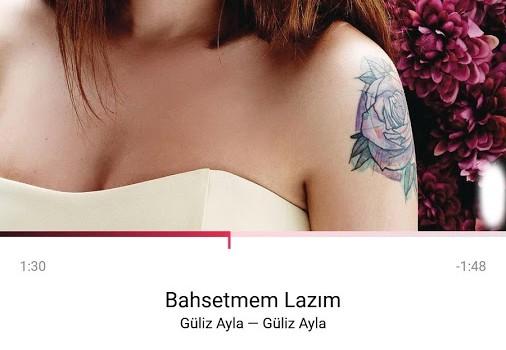 Apple Music Ekran Görüntüleri - 2