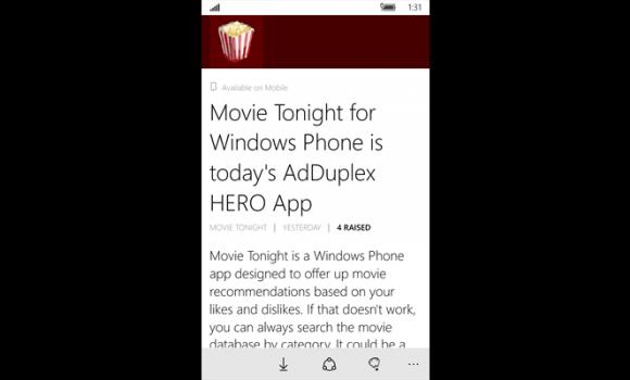 AppRaisin Ekran Görüntüleri - 3