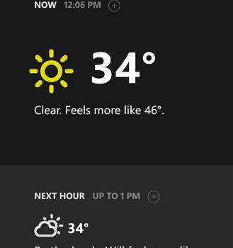 Appy Weather Ekran Görüntüleri - 3