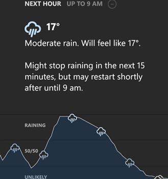Appy Weather Ekran Görüntüleri - 2