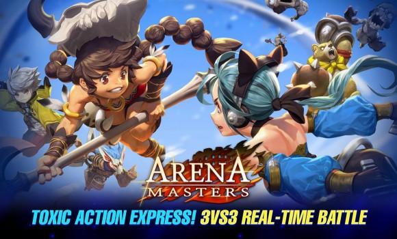Arena Masters Ekran Görüntüleri - 5