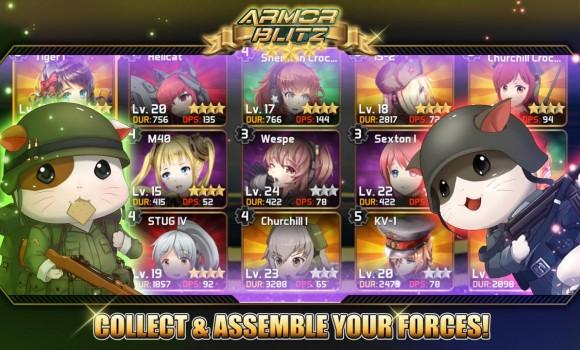 Armor Blitz Ekran Görüntüleri - 2