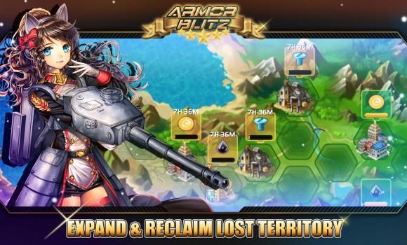 Armor Blitz Ekran Görüntüleri - 1