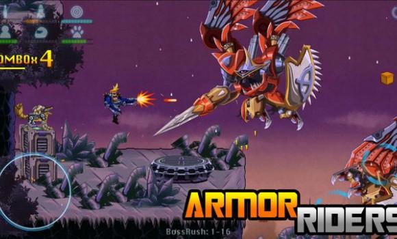Armor Riders Ekran Görüntüleri - 5