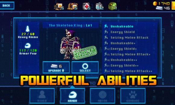Armor Riders Ekran Görüntüleri - 3
