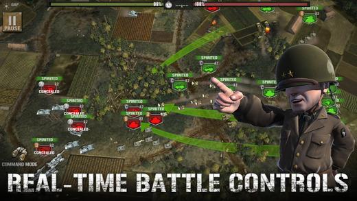 Armored Warriors - WWII RTS Ekran Görüntüleri - 4