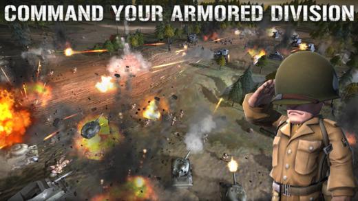 Armored Warriors - WWII RTS Ekran Görüntüleri - 3