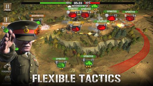 Armored Warriors - WWII RTS Ekran Görüntüleri - 2