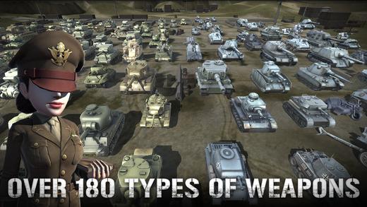 Armored Warriors - WWII RTS Ekran Görüntüleri - 1