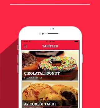 Aşçı - Videolu Pratik Yemek Tarifleri Ekran Görüntüleri - 5