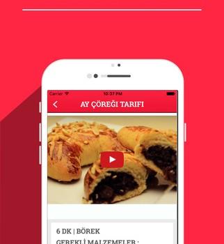 Aşçı - Videolu Pratik Yemek Tarifleri Ekran Görüntüleri - 4