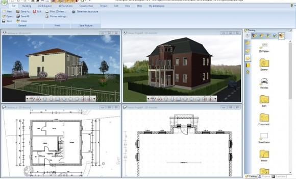 Ashampoo Home Designer Pro 3 Ekran Görüntüleri - 3