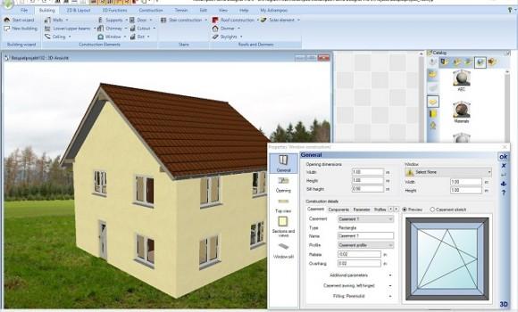 Ashampoo Home Designer Pro 3 Ekran Görüntüleri - 2