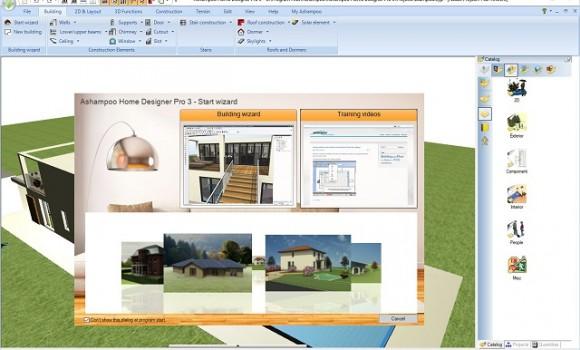 Ashampoo Home Designer Pro 3 Ekran Görüntüleri - 1