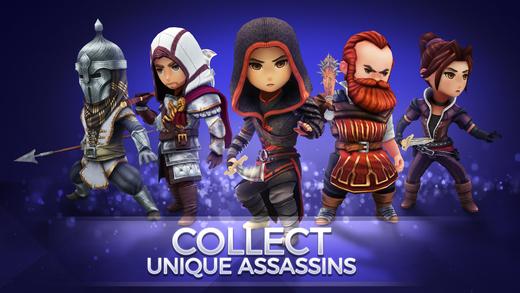 Assassin's Creed: Rebellion Ekran Görüntüleri - 4
