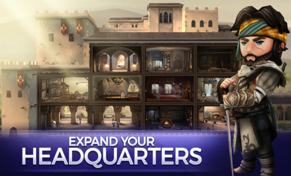 Assassin's Creed: Rebellion Ekran Görüntüleri - 3