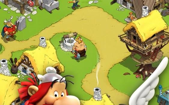 Asterix and Friends Ekran Görüntüleri - 4