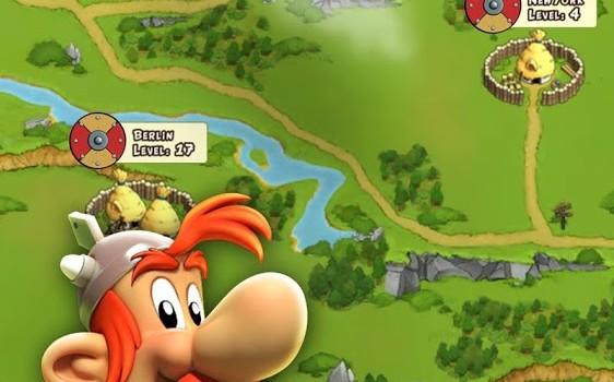 Asterix and Friends Ekran Görüntüleri - 2
