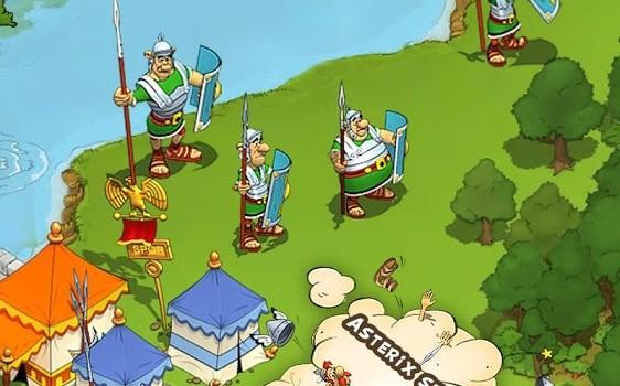Asterix and Friends Ekran Görüntüleri - 5