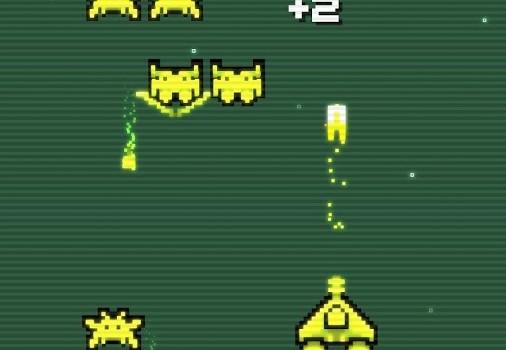 Astro Attack Ekran Görüntüleri - 1
