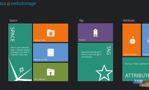 ASUS WebStorage Ekran Görüntüleri - 2